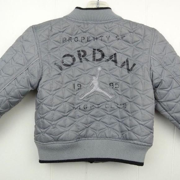 19563e844e019f Air Jordan Other - Nike Air Jordan Boy Toddler Flight Jacket Property
